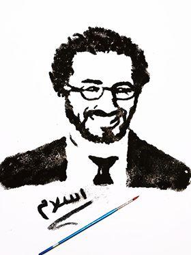 احمد حلمى بالشاي