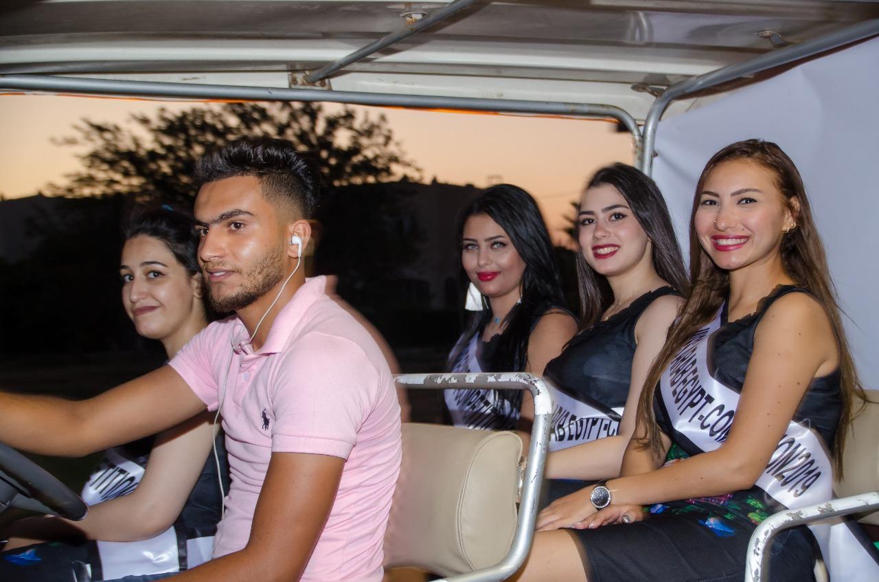 متسابقات ملكة جمال العرب مصر (8)
