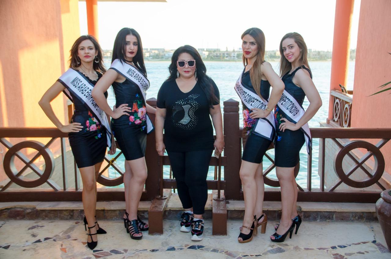 متسابقات ملكة جمال العرب مصر (4)