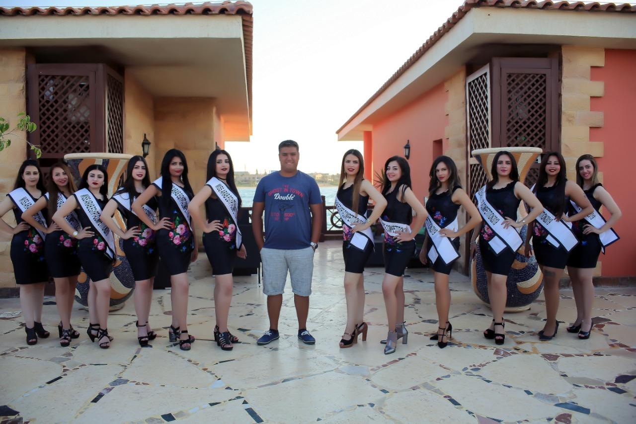 متسابقات ملكة جمال العرب مصر (6)