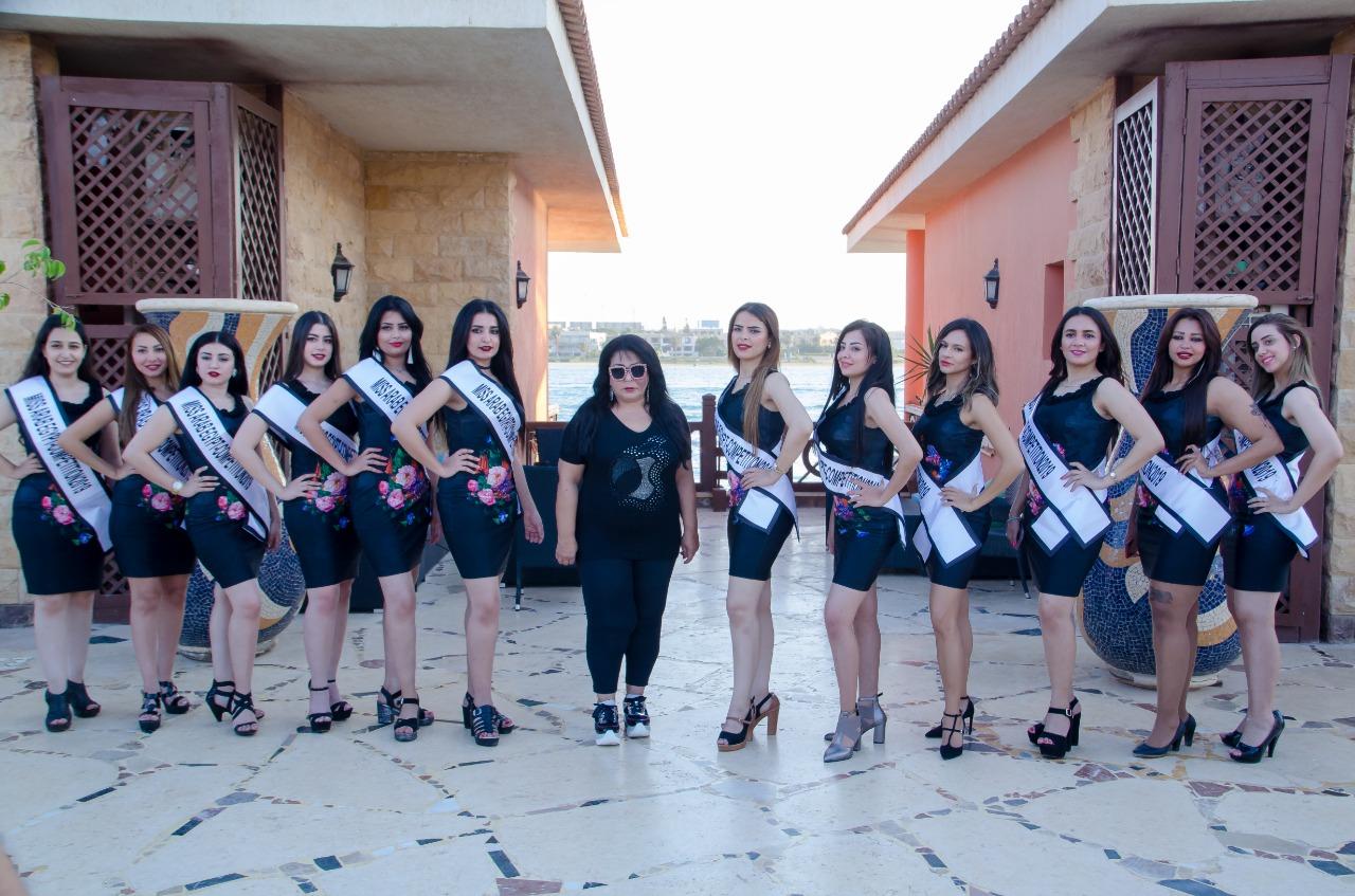 متسابقات ملكة جمال العرب مصر (1)