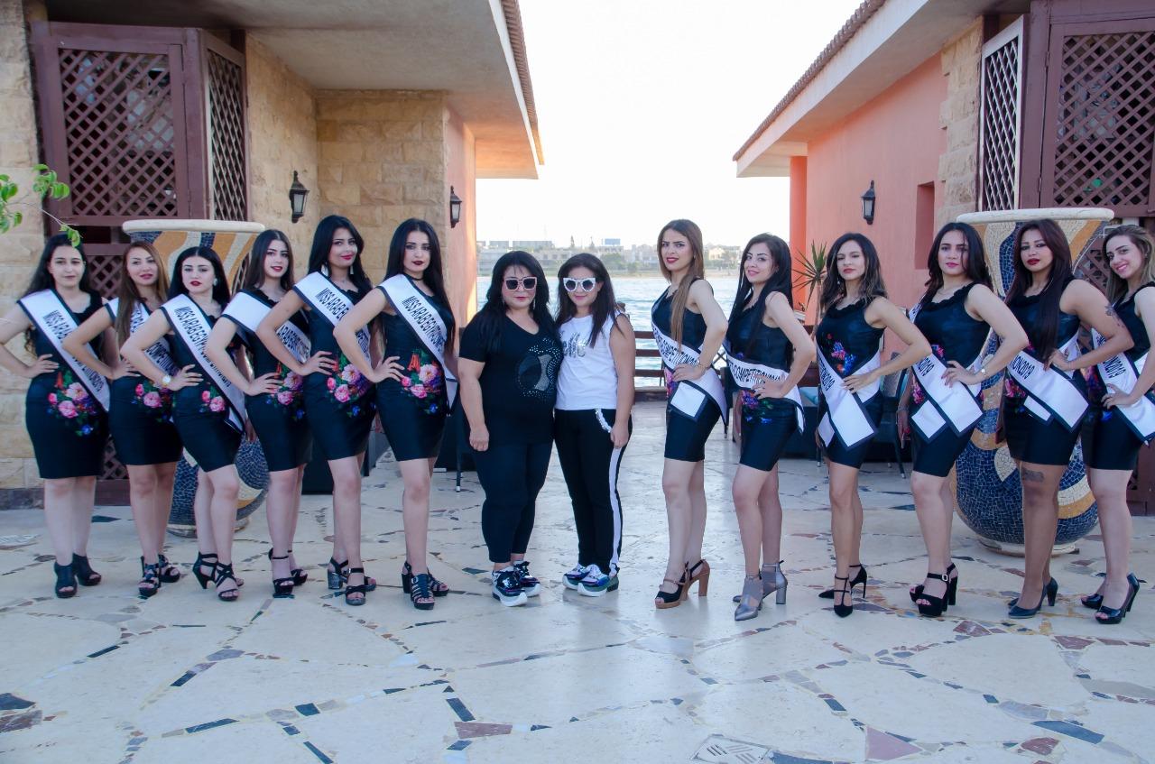 متسابقات ملكة جمال العرب مصر (3)