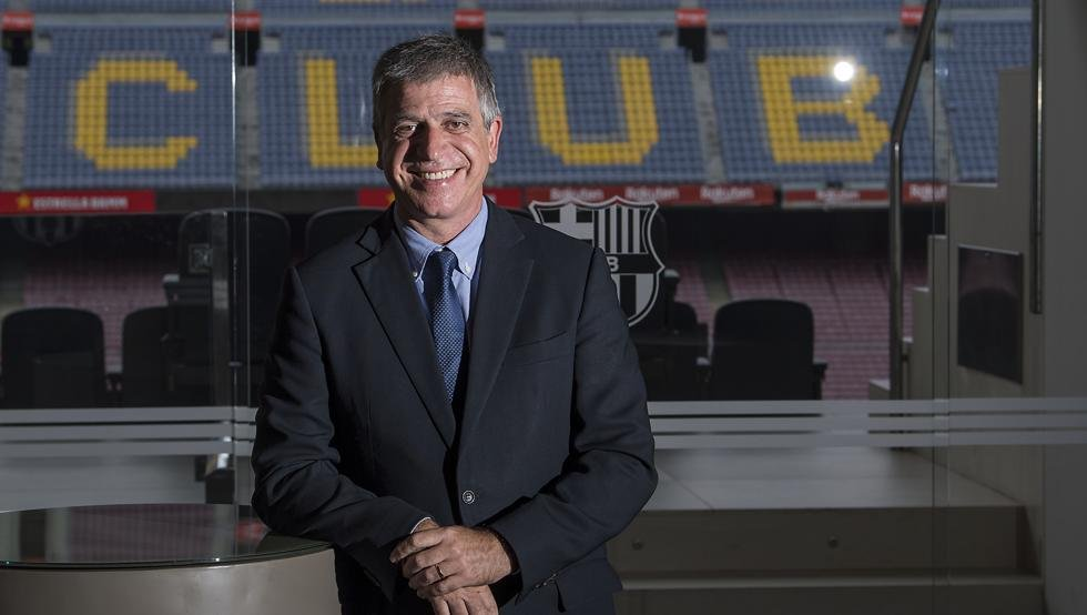 جوردى ميستري نائب رئيس برشلونة