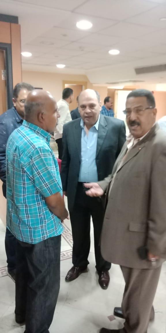 اجتماع الناشرين المصريين وهيئة الكتاب  (2)