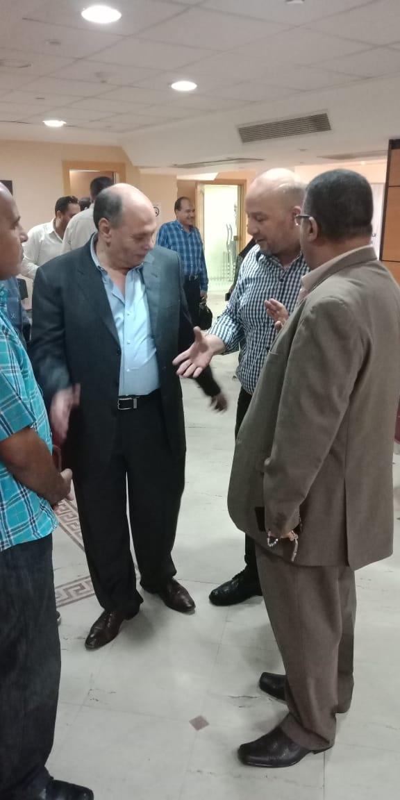 اجتماع الناشرين المصريين وهيئة الكتاب  (3)
