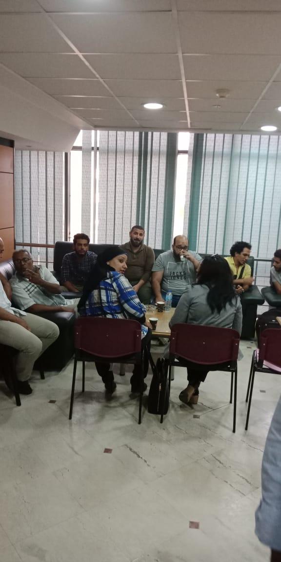اجتماع الناشرين المصريين وهيئة الكتاب  (6)