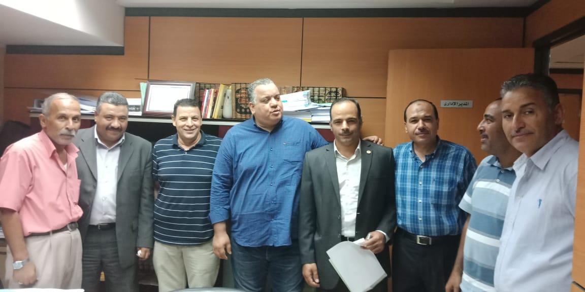 اجتماع الناشرين المصريين وهيئة الكتاب  (4)