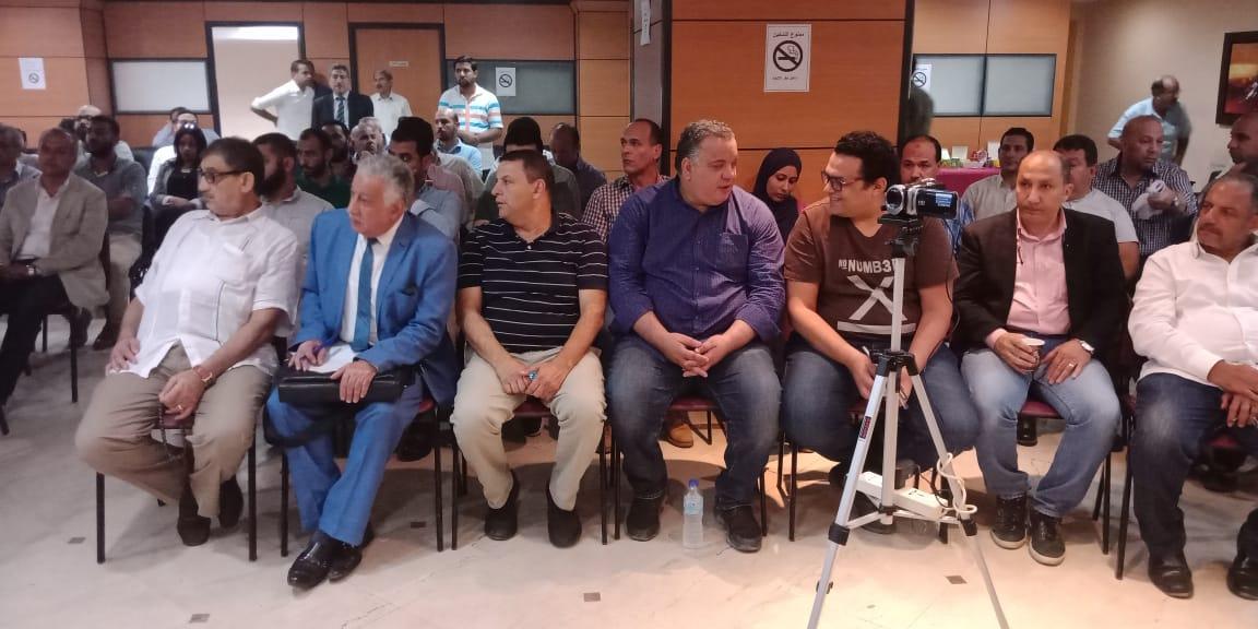 اجتماع الناشرين المصريين وهيئة الكتاب  (7)