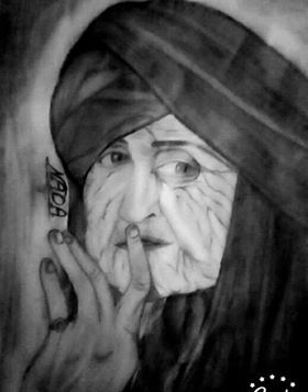 احدى رسومات الموهبة  (6)