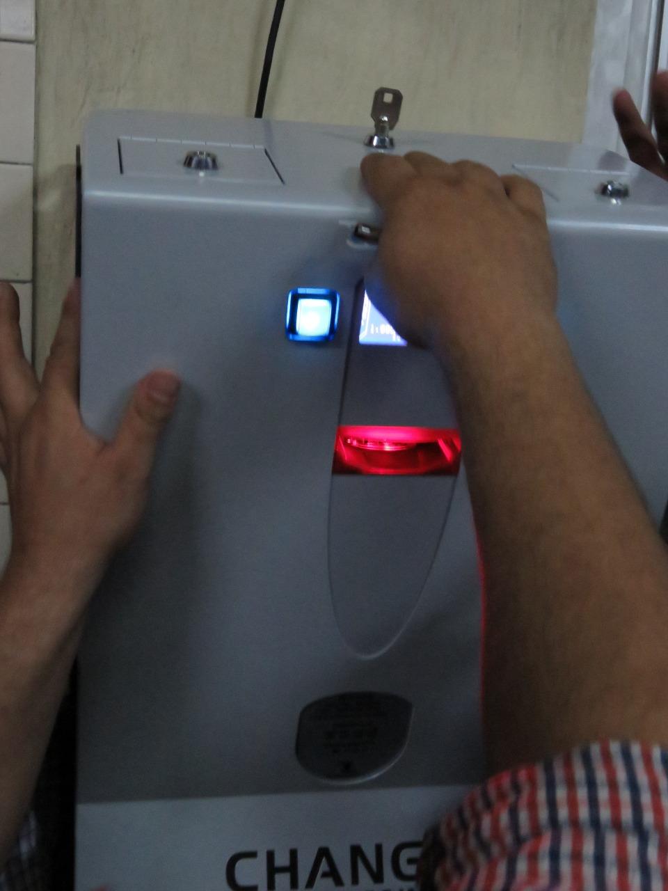 ماكينات الصرف الآلى