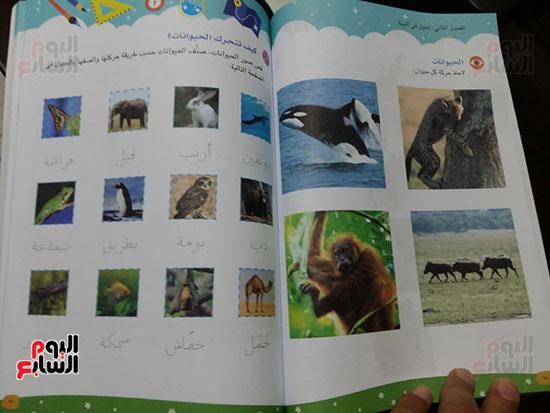 كتاب الصف الاول الابتدائى (3)