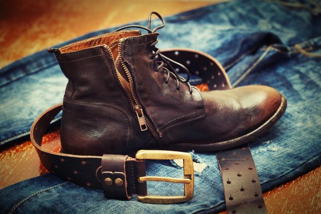 اختيار الحذاء