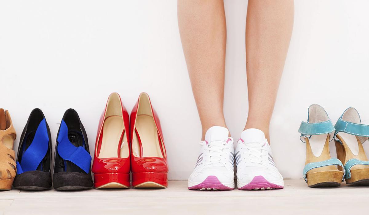 حذاء مناسب2