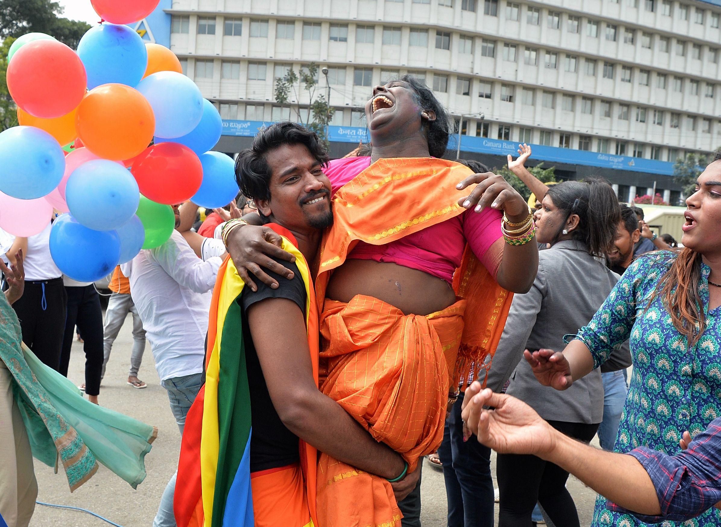 احتفالات المثليين بالهند