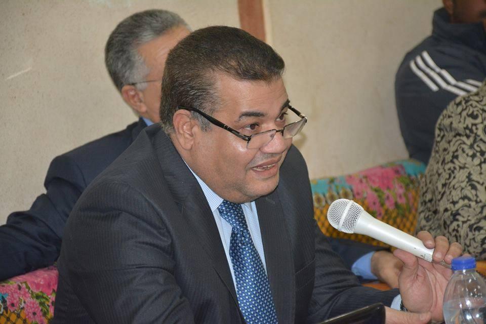 اللواء دكتور علاء الدين عبد المجيد خبير أمني