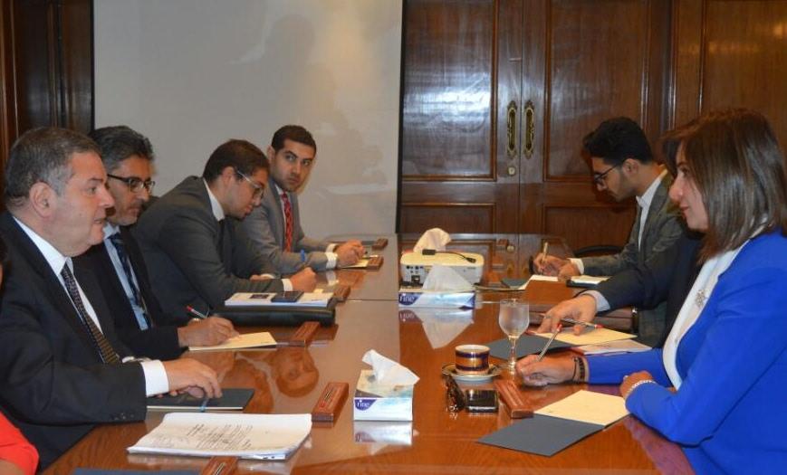 وزير قطاع الأعمال يوجه شركة مصر لتأمينات الحياة فى تقديم عرض تأمينى للمصريين بالخارج