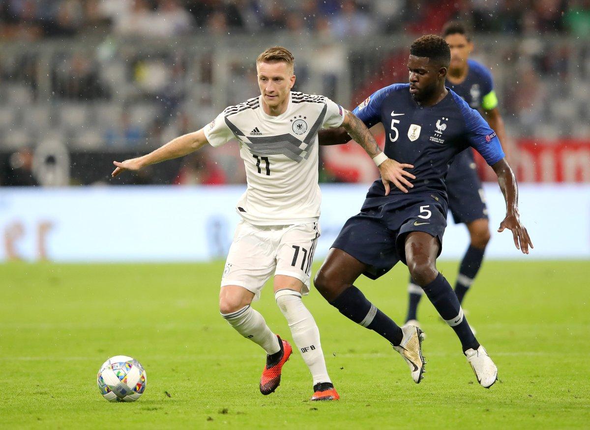 مباراة المانيا ضد فرنسا (4)