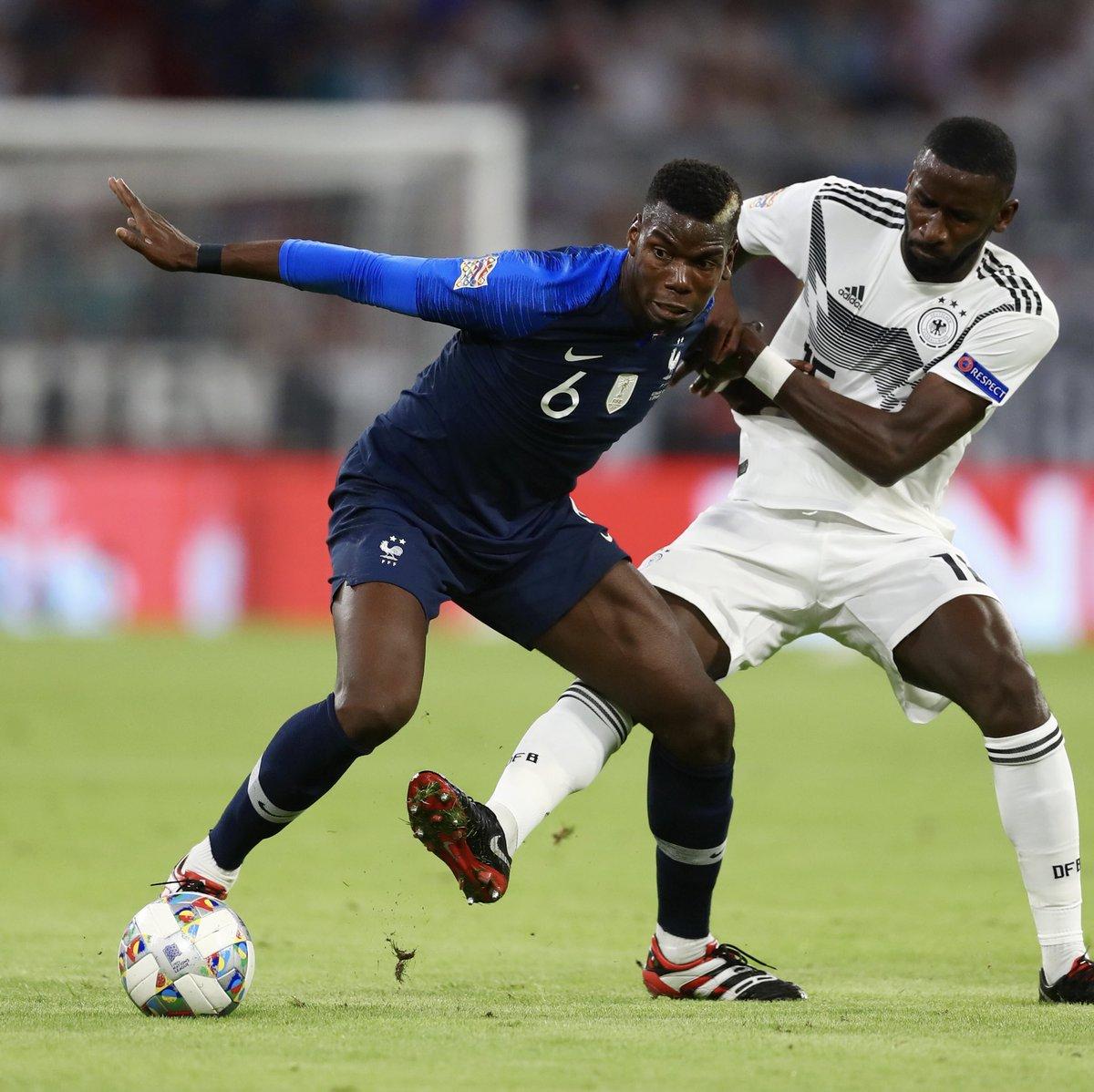 مباراة المانيا ضد فرنسا (1)