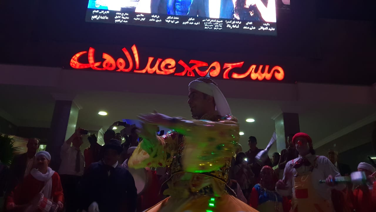 e95603a24 أخر كلام   الفلكلور والفنون الشعبية تستعد لاستقبال وزيرة الثقافة بالإسكندرية
