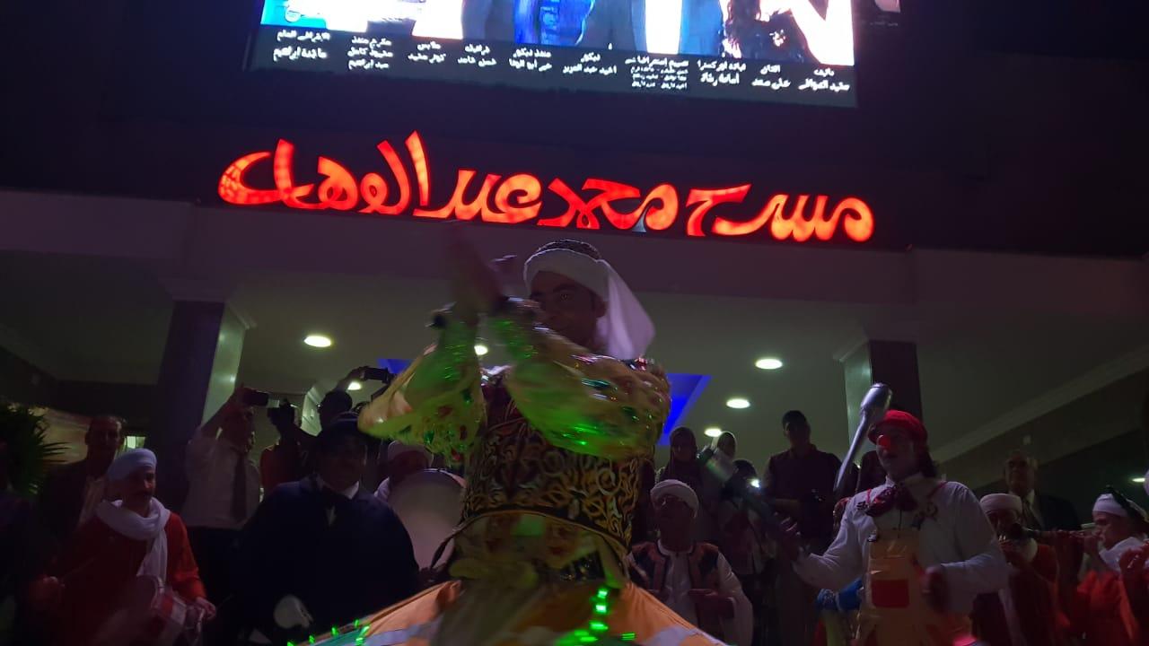d8b0841dc أخر كلام | الفلكلور والفنون الشعبية تستعد لاستقبال وزيرة الثقافة بالإسكندرية