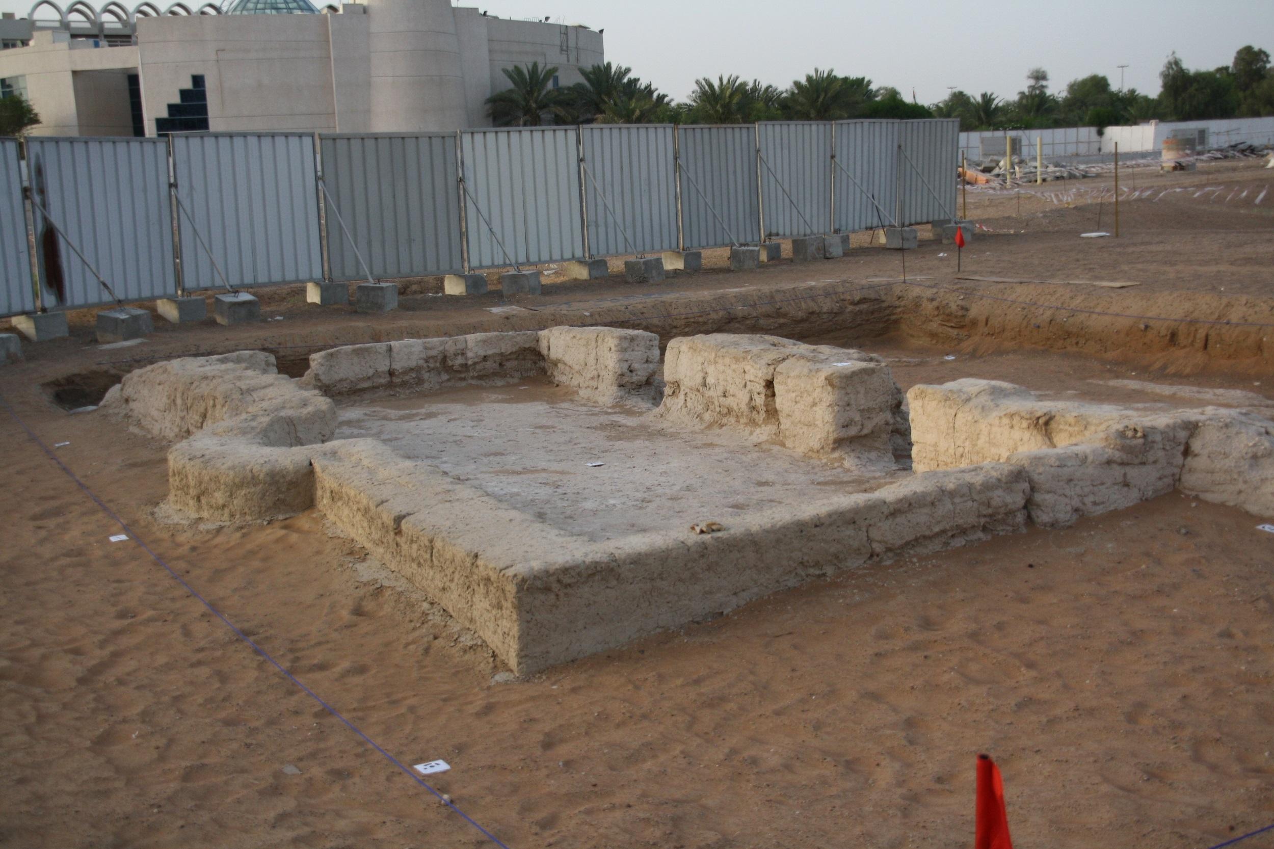 أقدم مسجد في الإمارات يعود للخلافة العباسية