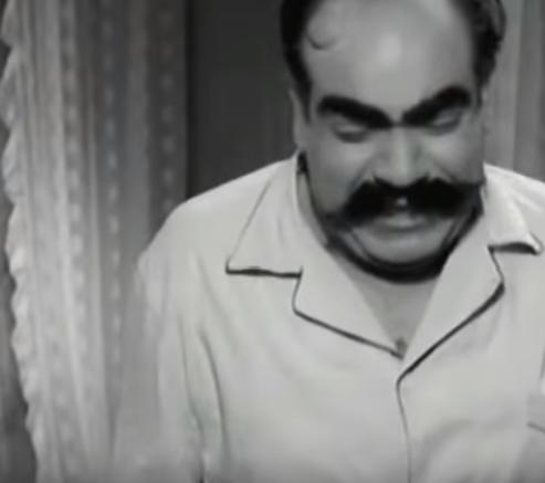 مشهد من فيلم عنتر و لبلب (4)