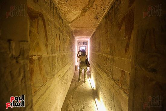 افتتاح مقبرة ميحو (11)