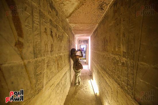 افتتاح مقبرة ميحو (12)