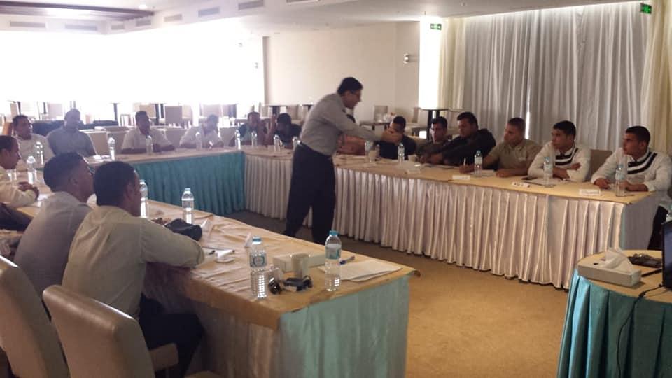 تدريب 400 عامل بالسياحة بشرم الشيخ (2)