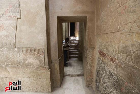 افتتاح مقبرة ميحو (16)