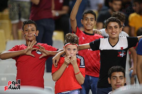 جماهير مباراة مصر والنيجر (29)