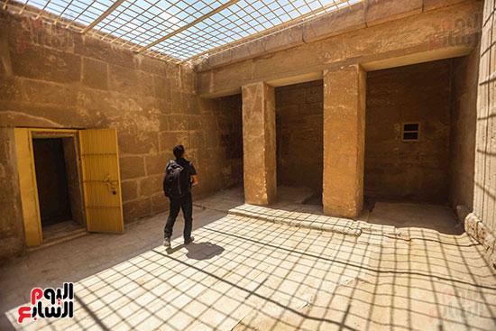افتتاح مقبرة ميحو (13)