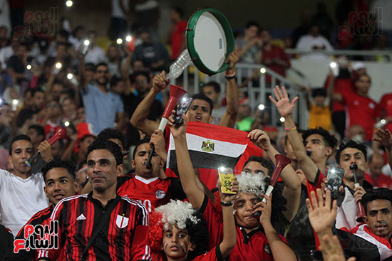 جماهير مباراة مصر والنيجر (15)