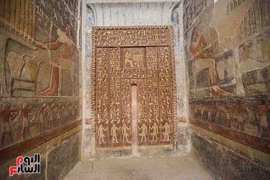 افتتاح مقبرة ميحو (7)
