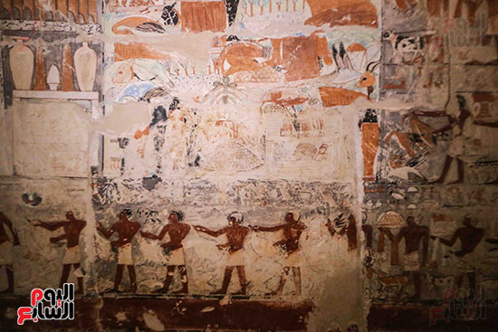 افتتاح مقبرة ميحو (10)
