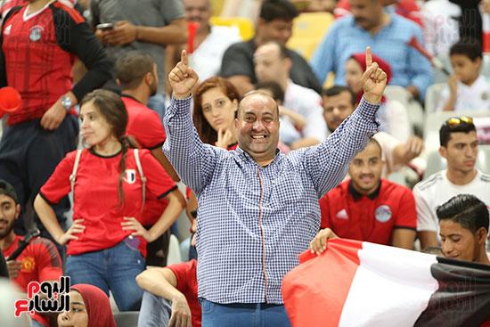 جماهير مباراة مصر والنيجر (33)
