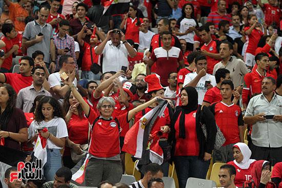 جماهير مباراة مصر والنيجر (2)