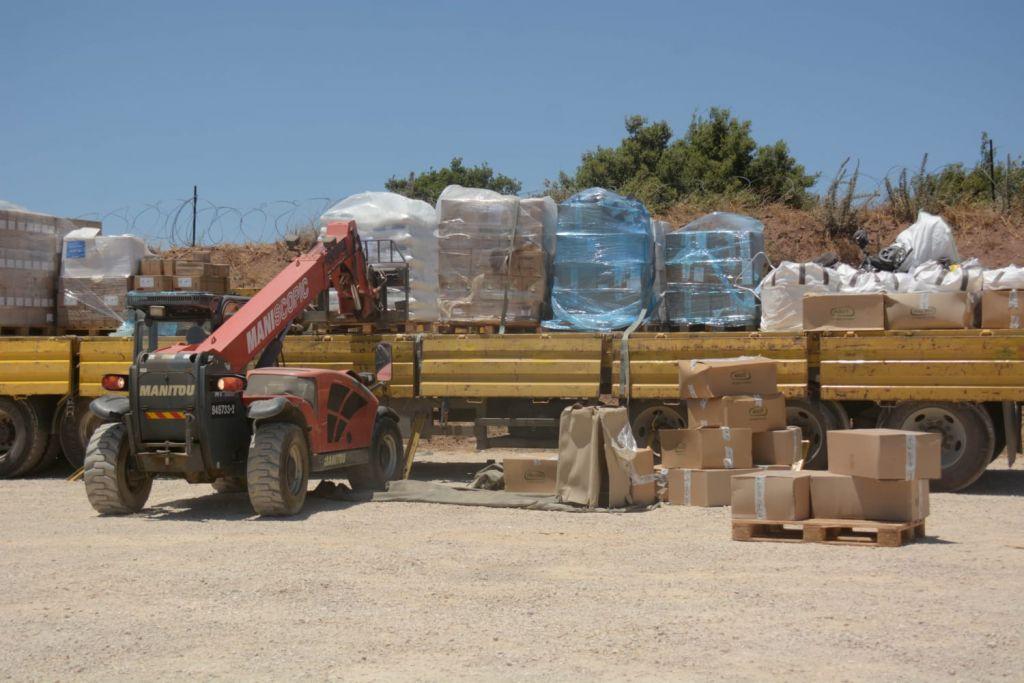 مساعدات إسرائيل للمعارضة السورية