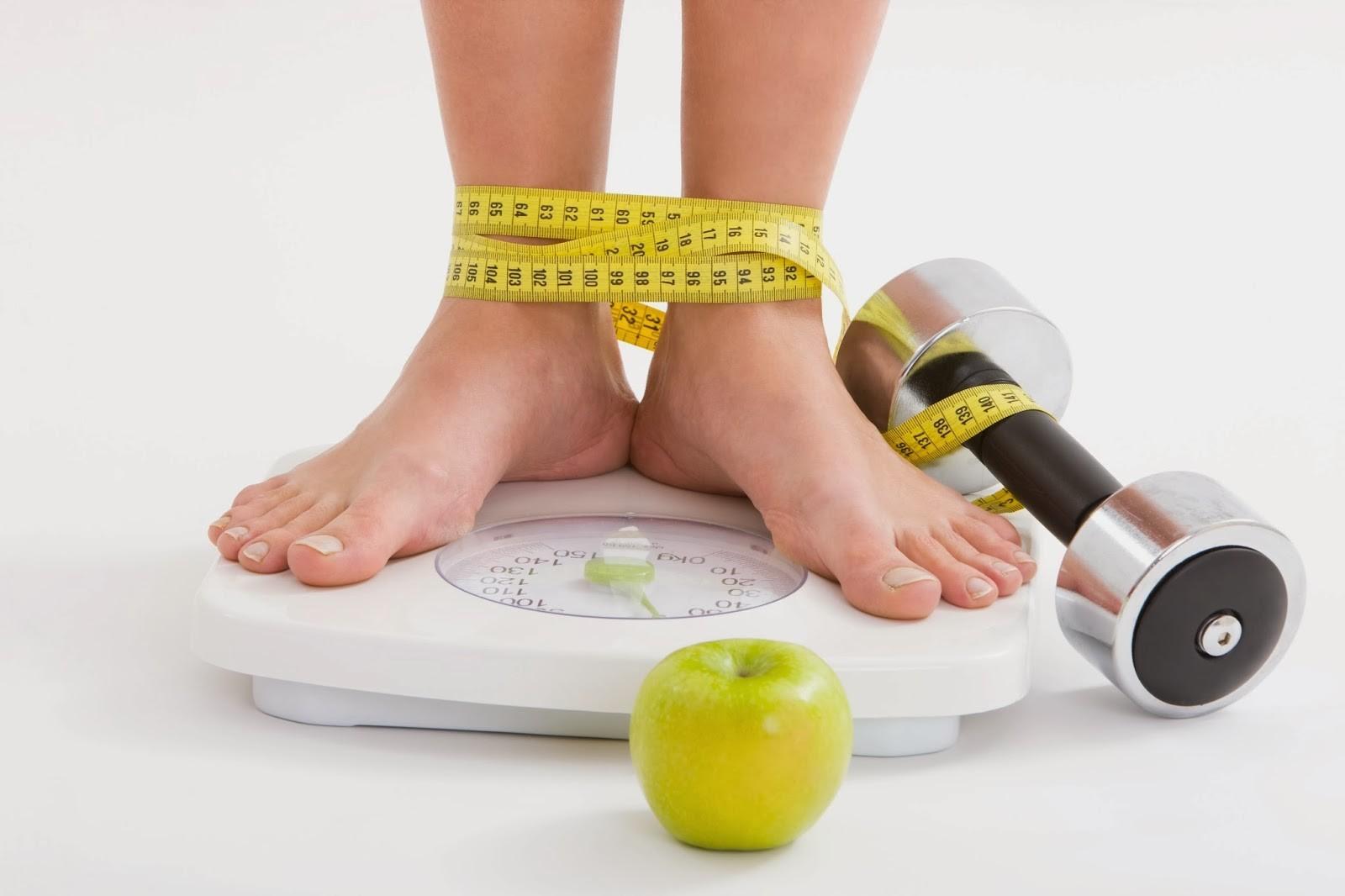 انقاص الوزن2