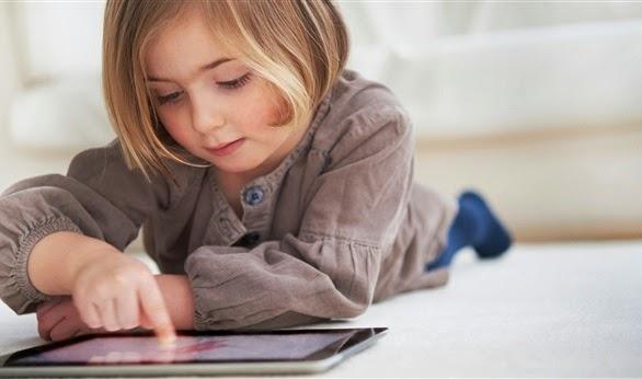 العاب الكمبيوتر والاطفال