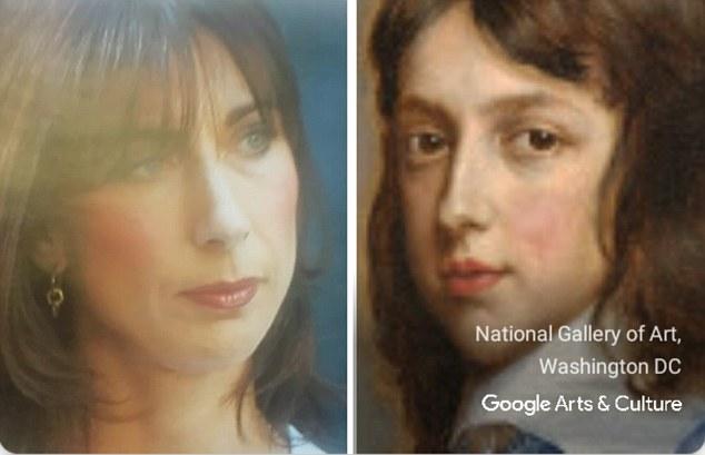 لوحات المشاهير  (2)