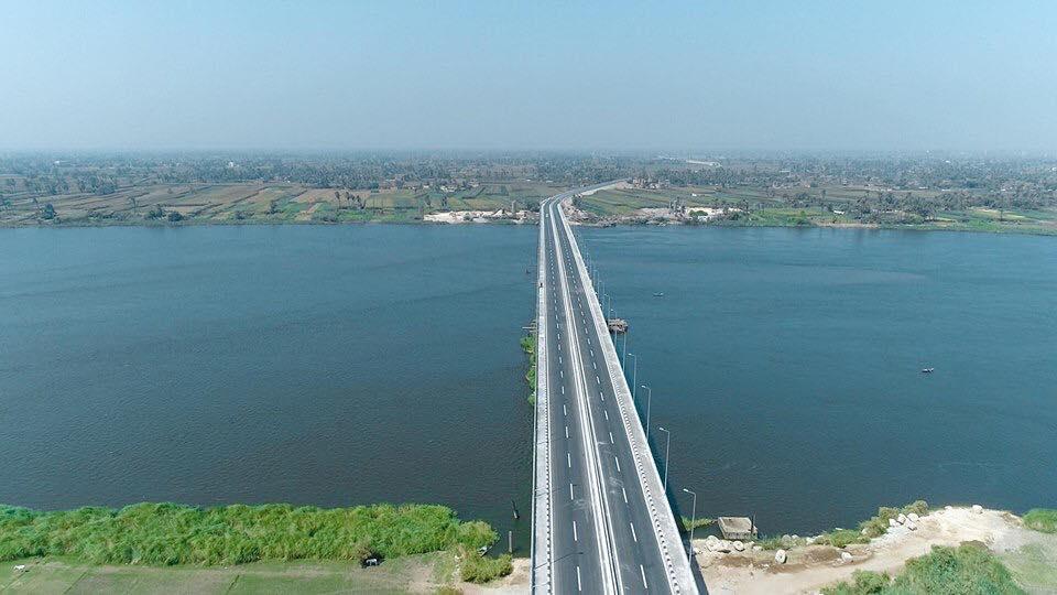 الدائرى الاقليمى اعلى النيل