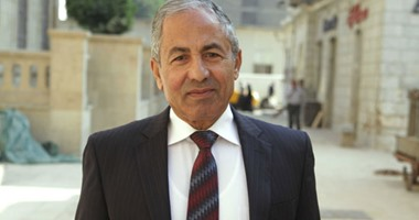 النائب أحمد العوضى، وكيل لجنة الدفاع والأمن القومى بالبرلمان