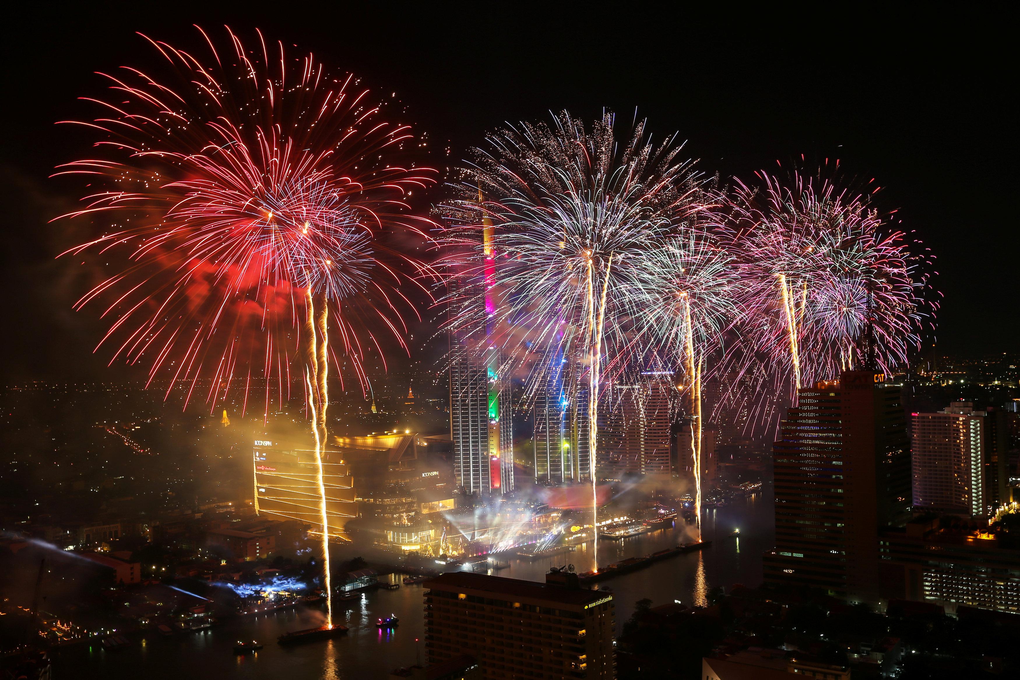 احتفالات تايلاند