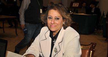 النائبة مرفت الكسان، عضو لجنة الخطة والموازنة بالبرلمان