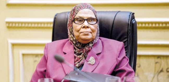 الدكتورة أمنة نصير، عضو لجنة الشؤون الإفريقية بمجلس النواب