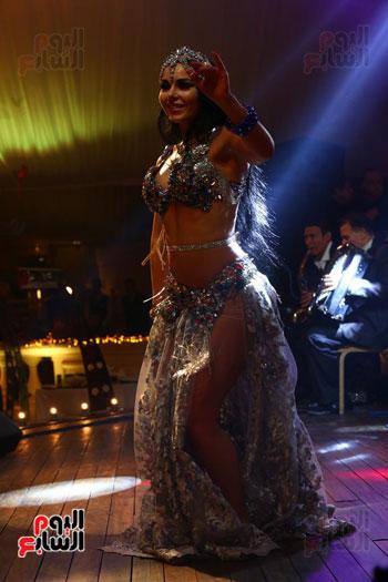 آلا كوشنير تحيى حفل رأس السنة بأحد الفنادق (27)