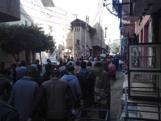 تفاصيل ذبح طبيبة وأطفالها الثلاثة فى كفر الشيخ (4)