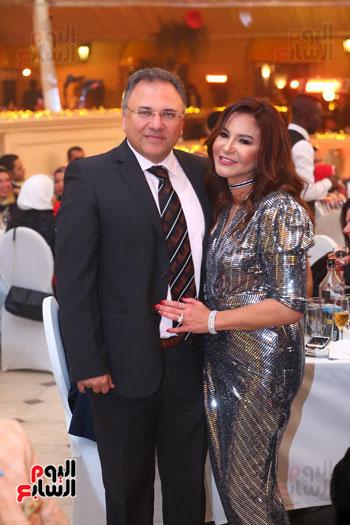 آلا كوشنير تحيى حفل رأس السنة بأحد الفنادق (14)
