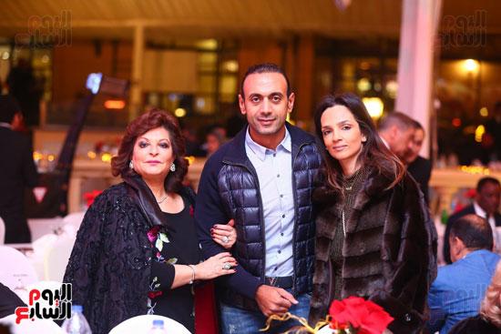 آلا كوشنير تحيى حفل رأس السنة بأحد الفنادق (6)